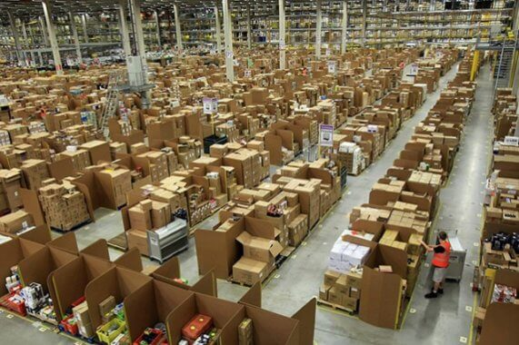 Deposito Amazon